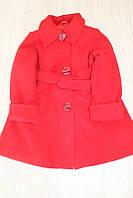 Пальто для девочки кашемировое,весеннее,недорогое,дешевое оптом