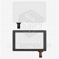 """Сенсорный экран для планшетов China-Tablet PC 7""""; Ainol Novo 7 Crystal, Novo 7 Elf, белый, емкостный, 30 pin,"""