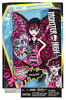 Кукла Monster High Ghoul-to-Bat Transformation Draculaura
