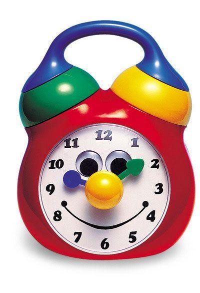 Часы настольные детские