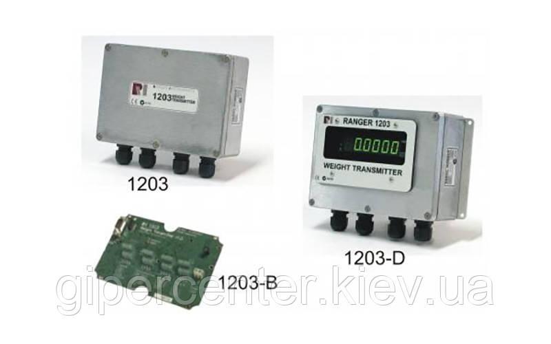 Передатчик веса с функцией дозирования Rinstrum WT1203 (без корпуса (плата))