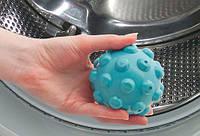 Пристрій для прасування білизни м'ячик Mister Steamy / Устройство для глажки белья мячик  Мистер Стими.