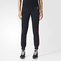 Брюки спортивные женские Адидас Essentials 3-Stripes S97111 - 2017
