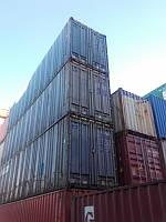 Контейнер 40 футов в Одессе. Продажа морских контейнеров контейнеры морские рефконтейнер