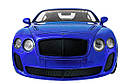Машинка р/у 1:14 Meizhi лиценз. Bentley Coupe (синий)                                               , фото 5
