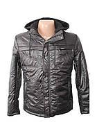 """Демисезонная мужская  куртка """"KENNEDY""""(черный)"""