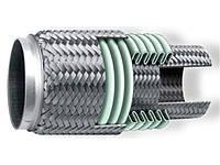 Гофра глушителя 55х320 3-х слойная Walline