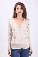 Модная женская кофточка на пуговичках