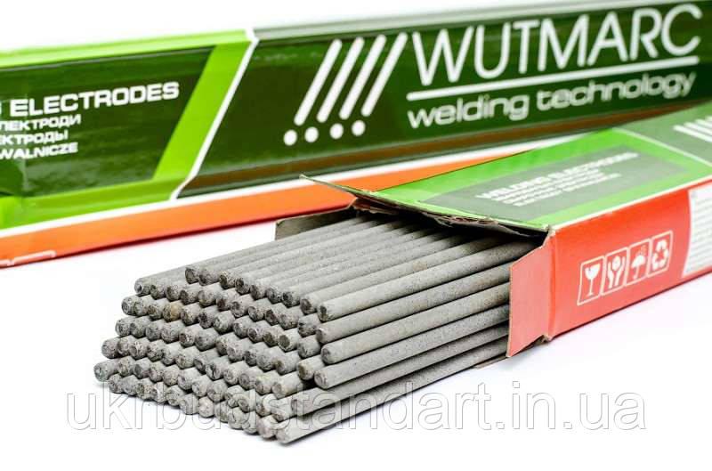 Электрод Wutmarс АНО-36 ф 4 mm (5 кг)