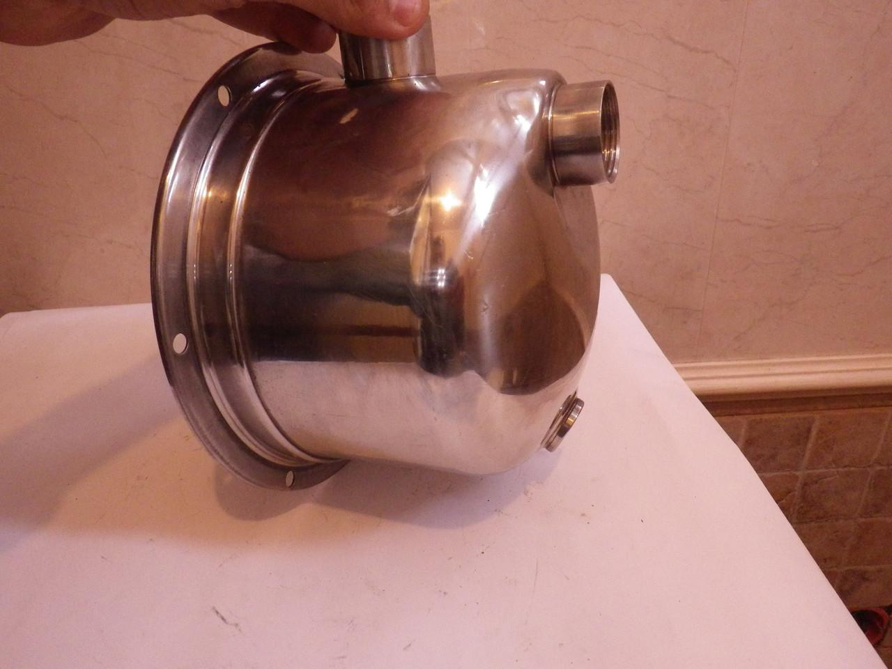 Корпус на насос для воды нержавеющая сталь