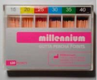 Millennium штифты гуттаперчевые 02