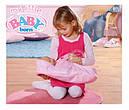 Кукла пупс Беби Борн c переноской и одеялом My Little Baby Born Zapf Creation 820322, фото 4