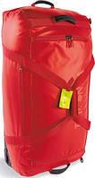 Большая сумка на колесиках Flight Roller L 135 л Tatonka TAT 1965.015, цвет Red (красный)