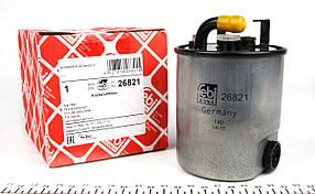 Фильтр топливный Sprinter + Vito CDI (с подогревом) Германия - FEBI BILSTEIN