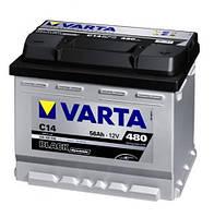 Аккумулятор Varta Black Dynamic (C14) 56A/h 480A R+, EU (556400048)