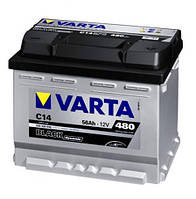 Аккумулятор Varta Black Dynamic (C15) 56A/h 480A L+, EU (556401048)