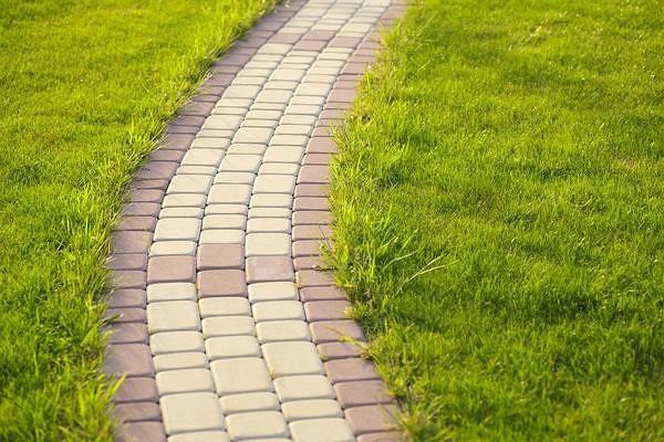 Материалы для тротуаров и дорог
