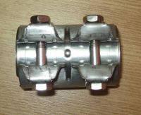 Соединительное кольцо на резонатор Ф47х80 Renault Trafic,Opel Vivaro,Nissan Primastar. 8200661295 , 7703083443