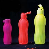 Набор неоновых Бутылок Tupperware 3 шт., фото 1
