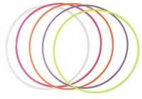 Обруч для художественной гимнастики Chacott 65102-J 75см Yellow Green