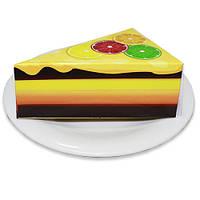 Бумага для заметок (блок) в виде торта NoteCake «Чизкейк»