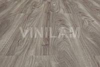 Vinilam 54616 Дуб серебро Click Hybrid виниловая плитка