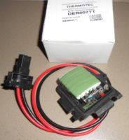Резистор вентилятора радиатора Renault Trafic,Opel Vivaro,Nissan Primastar DCI с 2001г. 7701050325,4409452,27335-00QAB,91158691