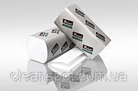 Полотенца бумажные V Natural белые 2-шар 160шт Eco Point, фото 2