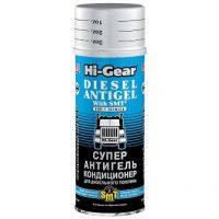 Антигель для дизельного топлива HI-Gear 500:1+SMT2.