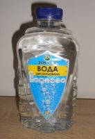 Вода дистиллированная 1л. Производитель: Zollex.
