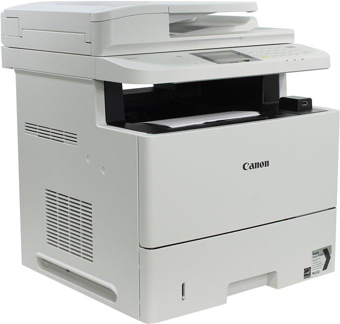 Заправка Canon i-SENSYS MF512x картридж 724 или 724H