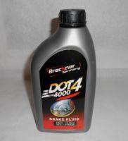 Жидкость тормозная DOT4 ,1 л.Производитель: Breckner Germany.