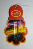 Ароматизатор капельный 1 аромат Vanesica Fresh Dinamic (динамик)