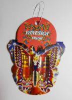 Ароматизатор капельный 2 аромата (бабочка) Vanesica Fresh Zafir for woman+Guma TURBO (женский зафир+жевательная резинка)