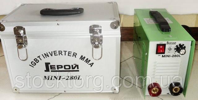 Сварочный инвертор Герой Mini MMA-280