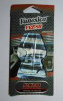 Ароматизатор капельный 1 аромат (елочка) Vanesica Fresh New Car (Новая машина)