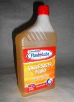 Масло защиты клапанов для газового оборудования FLASH LUBE 1л.