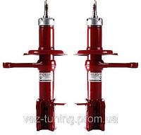 Стойки (амортизаторы) передней подвески ВАЗ 2110 ДЭМФИ ПРЕМИУМ под заниженые пружины -50мм