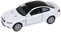 Модель автомобиля BMW M3 COUPE в масштабе 1 : 36 (Kinsmart KT5348W)