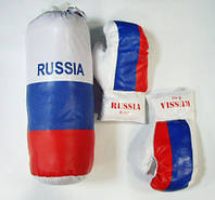 Набор боксёрский детский (груша+перчатки)