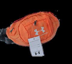 Поясна сумка Under Armour Sport Pro (помаранчева) сумка на пояс