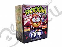 Жвачки FINI Boom Strawberry 200 шт.