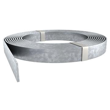 ПолосаOBO BETTERMANN  из оцинкованной стали 40х5 мм бухта-30м (5052 DIN 40X5) 5019360
