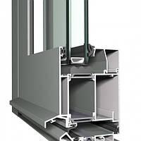 Алюминиевые двери Рейнарс