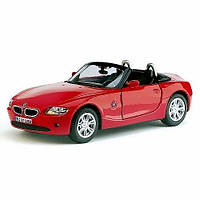 Модель автомобиля BMW Z4 в масштабе 1 : 32 (Kinsmart KT5069W)