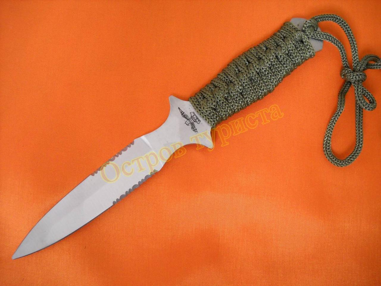 Нож метательный А2 с ножнами