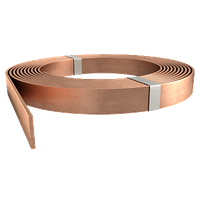 Полоса из меди 20х2,5 мм (FL 20-CU) 5021804