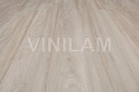 Vinilam 54617 Дуб белый Click Hybrid виниловая плитка