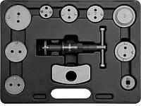 YATO Набір інструменту для розтискання гальмівних циліндрів , кпл. 11 шт.