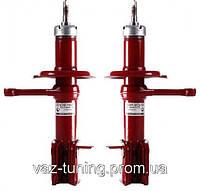 Стойки (амортизаторы) передней подвески ВАЗ 2108 ДЭМФИ ПРЕМИУМ под заниженые пружины -90мм
